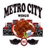 MetroCity Wing House Logo