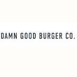 Damn Good Burger Company Logo