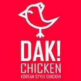 Dak! Chicken Logo