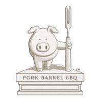 Pork Barrel BBQ (Del Ray) Logo