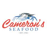 Cameron's Seafood Market Logo