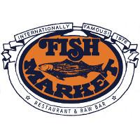 Fish Market Restaurant Logo