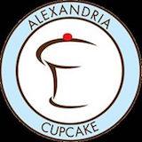 Alexandria Cupcake Logo