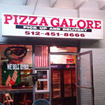 Pizza Galore Logo