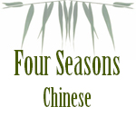 Four Seasons Chinese Restaurant Logo
