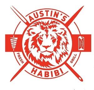 Austin's Habibi (Harmon) Logo