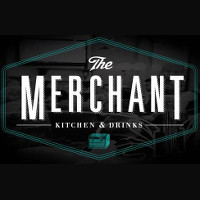 The Merchant Kitchen & Drinks Logo