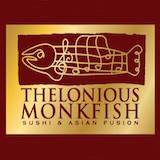 The Mad Monkfish Logo