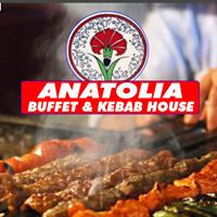 Anatolia Buffet Kebab House Logo