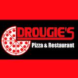 Drougies Pizza Logo