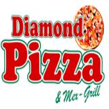 Diamond Pizza Logo