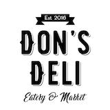 The Don's Deli - S Frances St Logo