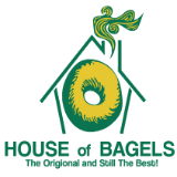 House Of Bagels Logo