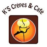 K's Crepes & Cafe Logo