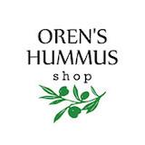 Oren's Hummus Shop - Cupertino Logo