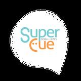 Super Cue Cafe (Cupertino) Logo