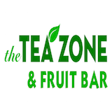 The Tea Zone & Fruit Bar Logo