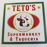 Teto's Taqueria Logo