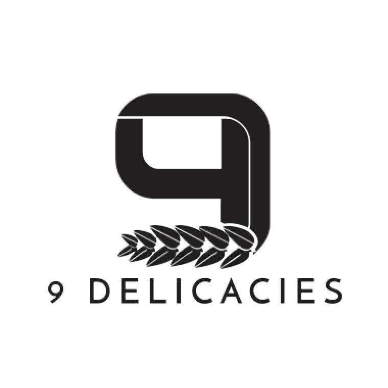 9 Delicacies Logo