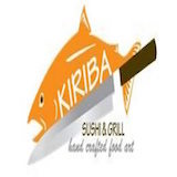 Kiriba Sushi and Grill Logo