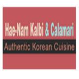 Hae Nam Kalbi & Calamari Logo