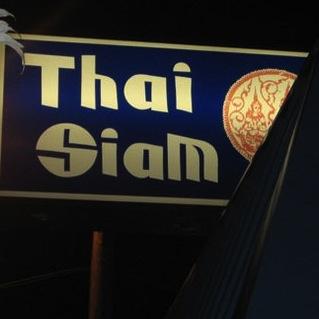 Thai Siam Restaurant Logo