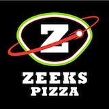 Zeeks Pizza - Green Lake Logo