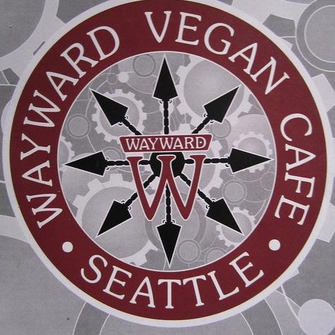 Wayward Vegan Cafe Logo