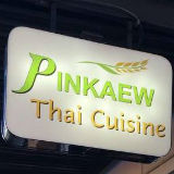 Pinkaew Thai Cuisine Logo