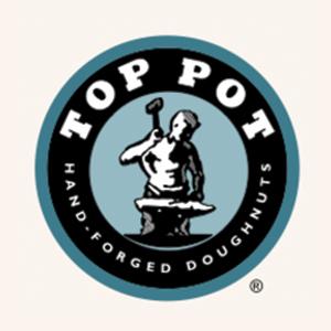 Top Pot Doughnuts (Wedgewood) Logo