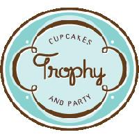 Trophy Cupcakes (U Village) Logo