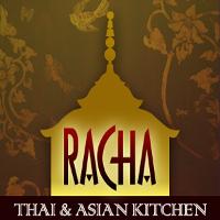 Racha Thai & Asian Kitchen Logo