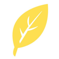 The Yellow Leaf Logo