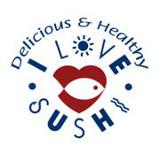 I Love Sushi on Lake Bellevue Logo