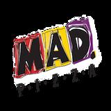 Mad Pizza Logo