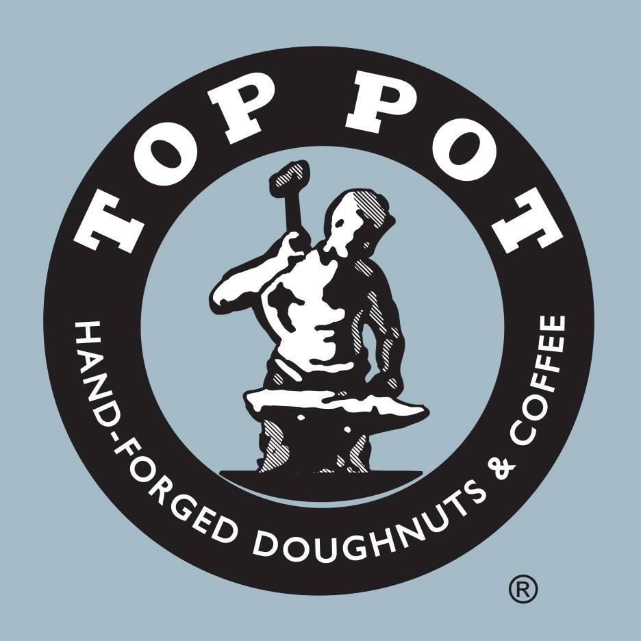 Top Pot Doughnuts (Bellevue) Logo