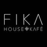 Fika House Kafe Logo