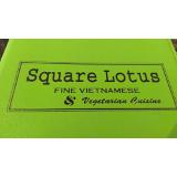 Square Lotus Logo