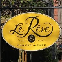Le Reve Bakery & Cafe Logo