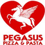 Pegasus Pizza Logo