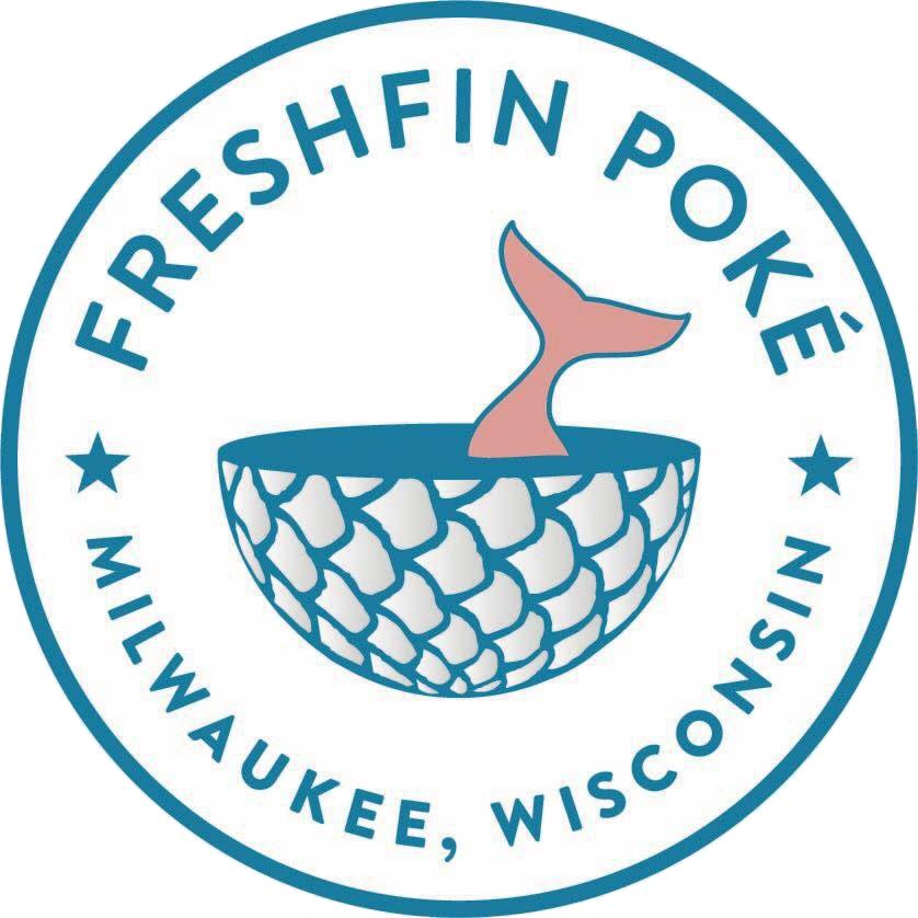 FreshFin Poké (E North) Logo