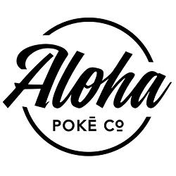 Aloha Poke Co. - Milwaukee Logo