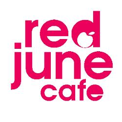 Red June Cafe Logo