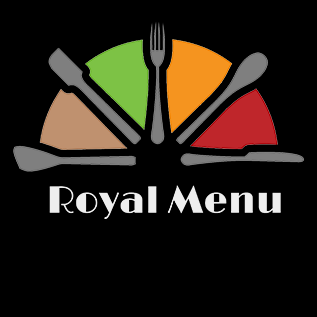 The Royal Menu Logo