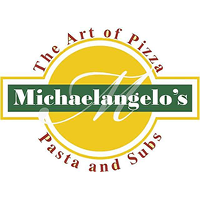 Michaelangelo's Pizza (Read St) Logo