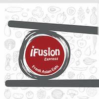 iFusion Express (E Pratt St) Logo