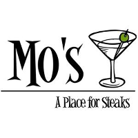 Mo's, A Place For Steaks Logo