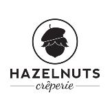 Hazelnuts Creperie (7th St) Logo