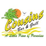 Cousins Bar & Grill Logo