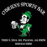 O'Brien's Sports Bar Logo
